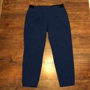 Old Navy Royal Blue Ankle Pants